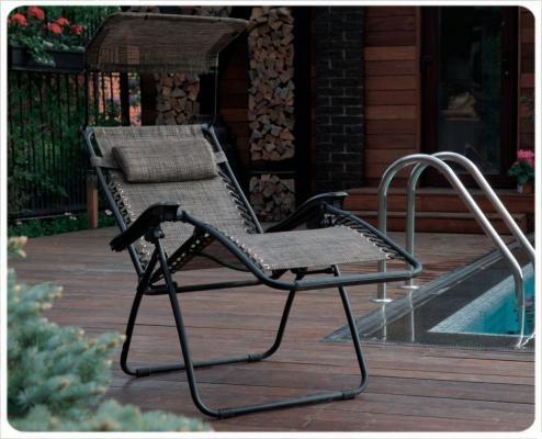 Раскладное кресло шезлонг ZD-1-7