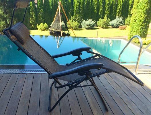 Раскладное кресло шезлонг ZD-1-3