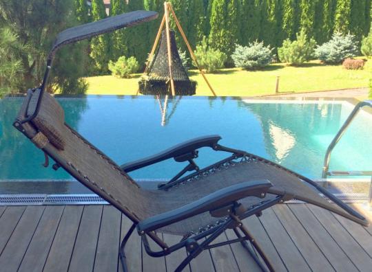 Раскладное кресло шезлонг ZD-1-1