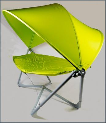 Подвесное кресло гамак ИБИЦА (цвет шартрез)-2