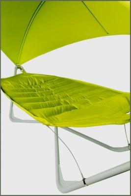 Подвесное кресло гамак ИБИЦА (цвет шартрез)-1