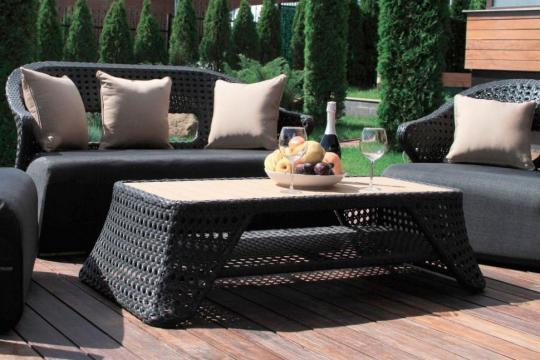 Набор мебели из искусственного ротанга лаунж-сет CHAILD-7