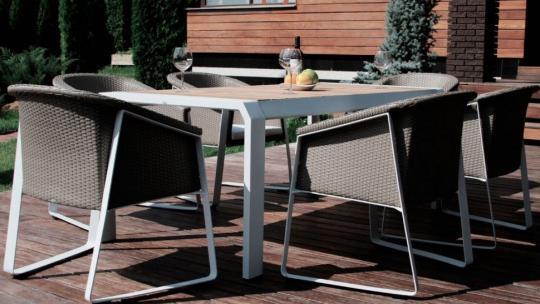 Комплект мебели из искусственного ротанга TESNO-7