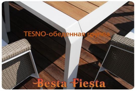 Комплект мебели из искусственного ротанга TESNO-8