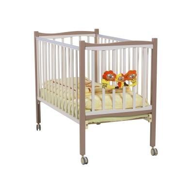 Детская кроватка-качалка FIORE 120*60-3