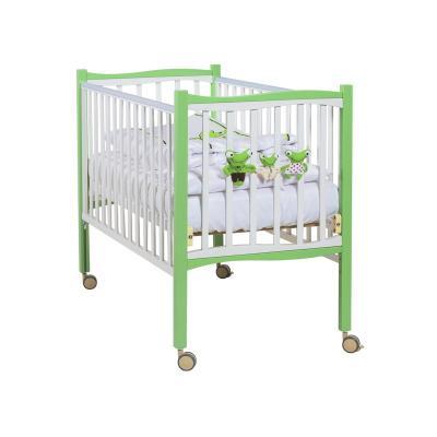 Детская кроватка-качалка FIORE 120*60-2