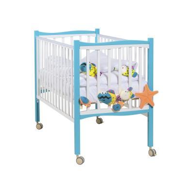 Детская кроватка-качалка FIORE 120*60-1