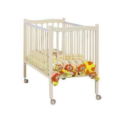 Детская кроватка-качалка FIORE 120*60-4