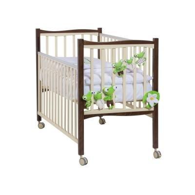 Детская кроватка-качалка FIORE 120*60-6