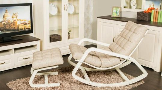 Кресло-качалка Онтарио-5