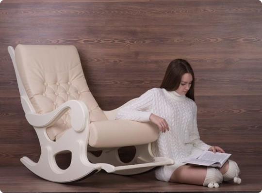 Кресло-качалка Leset 101-3