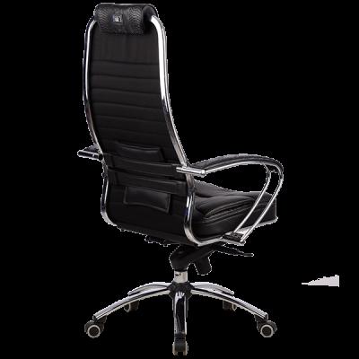 Кресло SAMURAI КL-1 Аллигатор чёрный-2