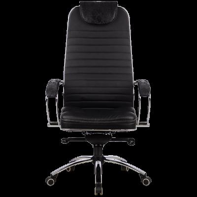 Кресло SAMURAI КL-1 Аллигатор чёрный-3