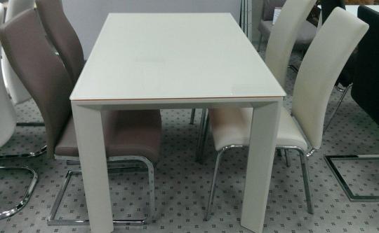 Стол TRACK 120 песочный-2