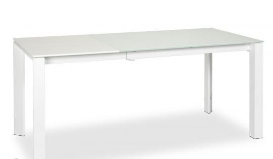 Стол TRACK 120 белый-5