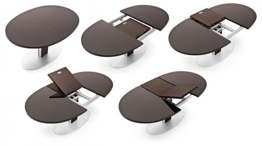 Стол деревянный THESIS CB/4756-E венге/коричневый-2