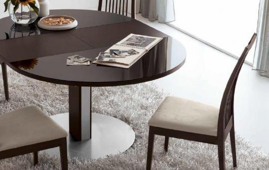 Стол деревянный THESIS CB/4756-E венге/коричневый-3