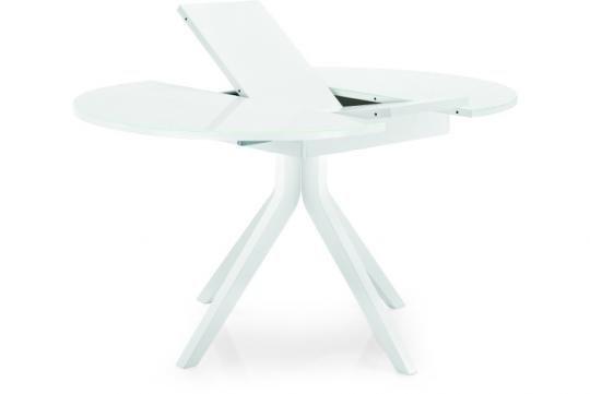 Стол OREGON CB/4725 белый-1
