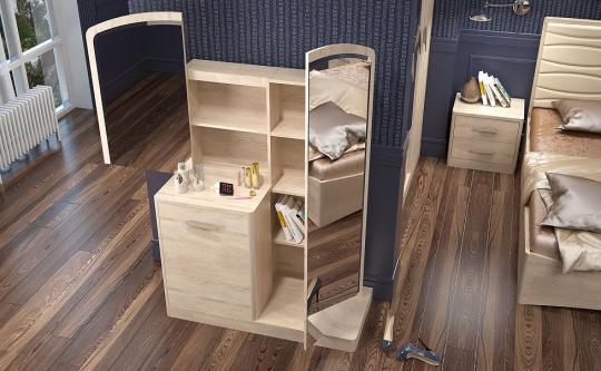 Спальный гарнитур Джустин-4