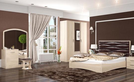 Спальный гарнитур Джустин-1
