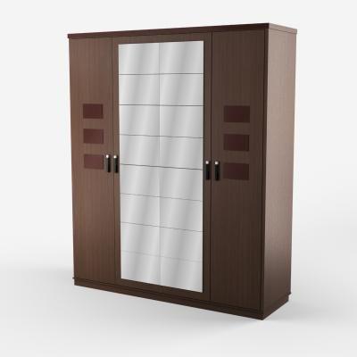 Шкаф четырехдверный Петра-М-1