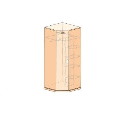 Шкаф угловой Сьюзан-1
