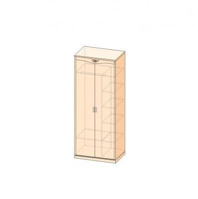 Шкаф 2-дверный Сьюзан-1