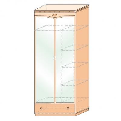 SD-9 Шкаф для одежды-1