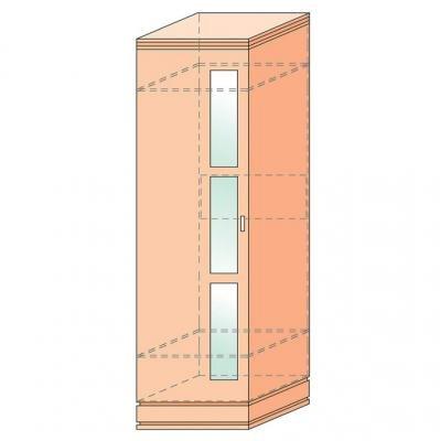 Шкаф для одежды Мэган-М-1