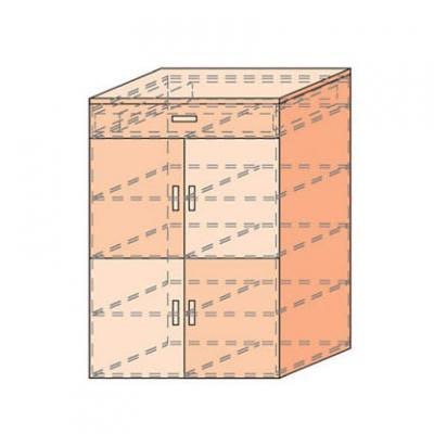 Тумба с ящиком Мэган-М-1