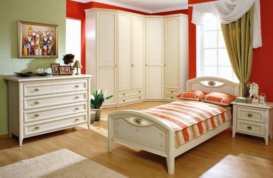 Мебель для детских комнат серия Provance-3