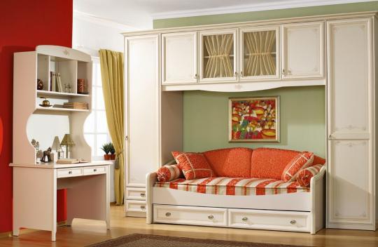 Мебель для детских комнат серия Provance-7