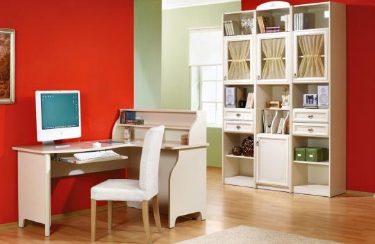 Мебель для детских комнат серия Provance-9