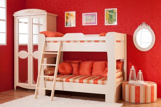 Мебель для детских комнат серия Provance-13