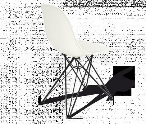 Стул Sheffilton SHT-S50 белый/черный муар-2