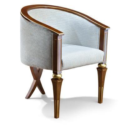 Кресло арт. 150б (с золотом/без золота)-5