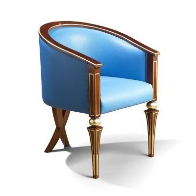 Кресло арт. 150б (с золотом/без золота)-7