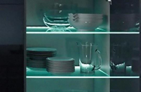 Мебель для гостиной Мокко 5-4
