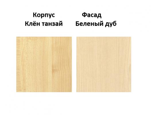 Шкаф-витрина с колоннами 03.11 Глория-3-2