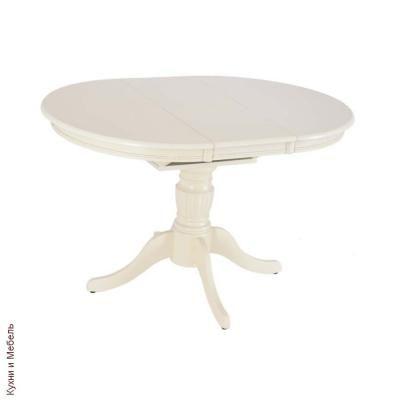Стол обеденный YHT 90908 MNC-EXT Milk-1