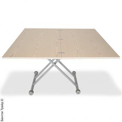 Стол обеденный S337 White(K02)-1