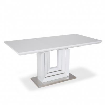 Стол обеденный G606 WHITE(HG06)-1