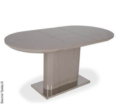 Стол обеденный G601 Cappuccino(HG02)-1
