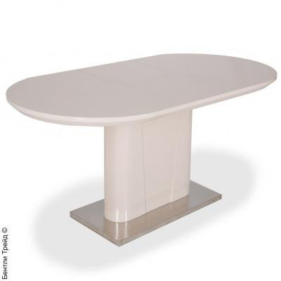 Стол обеденный G601 Cream(HG08)-1