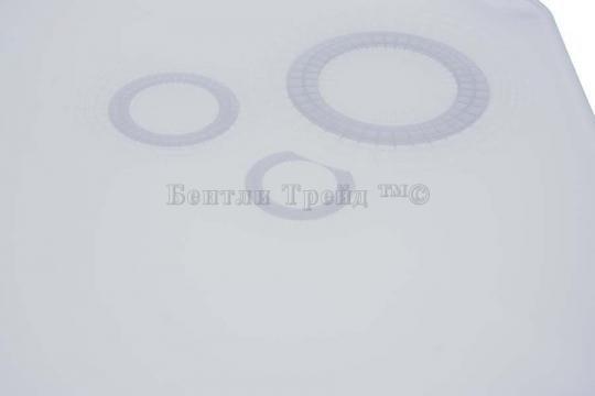 Стол обеденный S12 (120) Super white/White-1
