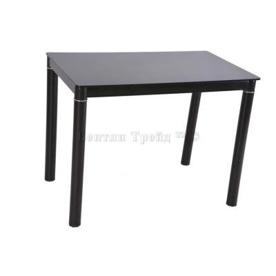 Стол обеденный S04 Black/Black-1