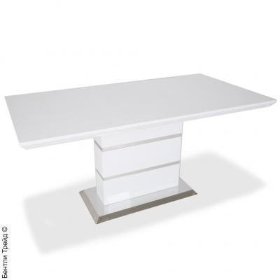 Стол обеденный G623 White(HG06)-1