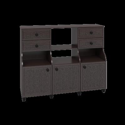 Шкаф комбинированный Соня Премиум СО-16К-1