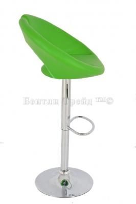 Стул барный JY-131 Green(7)-1