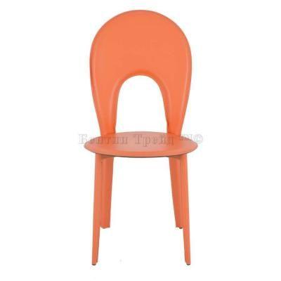 Металлический стул Y996 Orange (13130)-2